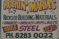 Visit Rockin' Maria's Recycled Building Materials